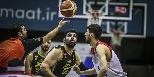 نیمه نهایی سوپرلیگ بسکتبال ایران تقابل اصالت و اندیشه