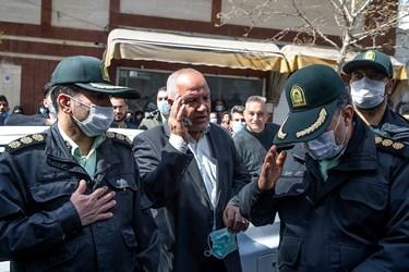 تشکر اهالی محله زمزم تهران از اقدامات سریع فرماندهی پلیس پایتخت در دستگیری اراذل و اوباش محله فلاح