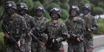 تقاضای سئول از پیونگ یانگ  در ارتباط با رزمایش مشترک با آمریکا