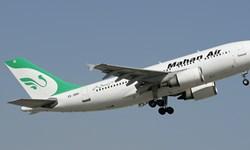 وزش باد مانع فرود هواپیمای مسافربری در فرودگاه یاسوج شد/هواپیما به تهران بازگشت