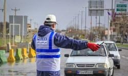 اعمال محدودیتهای کرونایی در 6 ایستگاه ورودی به استان ایلام