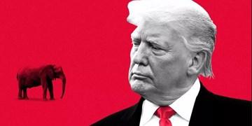 واشنگتنپست: ترامپ حزب جمهوریخواه را گروگان گرفته است