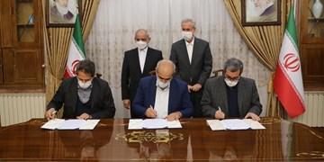 امضا تفاهمنامه سه جانبه  برای حمایت رایگان تحصیلی کودکان بیسرپرست