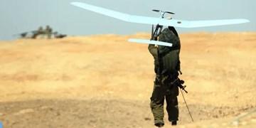 مقابله ارتش لبنان با پهپاد صهیونیستی متجاوز به حریم هوایی آن کشور