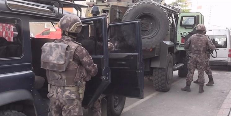 ۱۴ مظنون داعشی در ترکیه بازداشت شدند