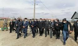 گزارش فارس از بازدید یک روزه اعضای کمیسیون کشاورزی مجلس از ظرفیتهای کشاورزی کردستان