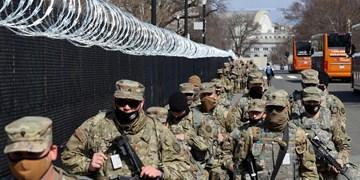 واشنگتن در آماده باش؛ 2300 نیروی گارد ملی تا 2 ماه دیگر در کنگره میمانند