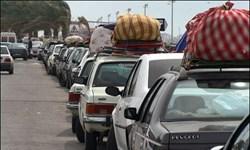 بازگشت ۹۰ درصد از مسافران تهرانی به مبدأ/ اعمال جریمه ۵۰۰ هزارتومانی از در منازل صحت ندارد