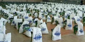 توزیع بیش از ۳ هزار بسته معیشتی در شاهرود