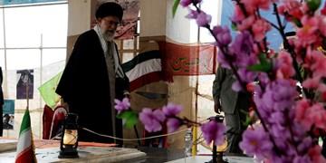 روایتی از ۷ حضور رهبر معظم انقلاب در اردوی راهیان نور+تصاویر