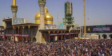 قدردانی تولیت آستان مقدس کاظمین از الحشد الشعبی و نیروهای امنیتی عراق