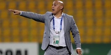 منصوریان: هدف اول  ما پیروزی در بازی امروز بود/هنوز چهره خیلی از بازیکنان با اسمشان برایم مطابقت ندارد