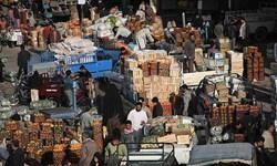 مزد عرق جبین کشاورزان در جیب دلالان بازار میوه/جای خالی تعاونی های کشاورزی