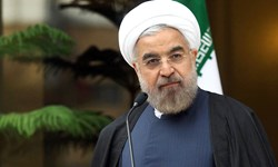 رئیس جمهور مرکز ۱۸ هزار راسی تولید دام اصلاح شده کرمانشاه را افتتاح کرد
