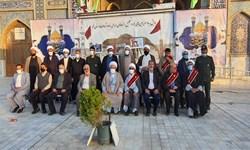 فعالان مردمی جهاد و شهادت در قم تجلیل شدند
