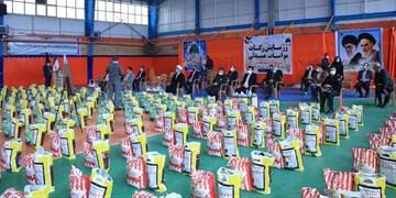توزیع ۷ هزار بسته غذایی به مناسبت عید مبعث بین محرومان خراسان شمالی