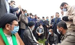 بازدید نماینده ولی فقیه خوزستان از روستاهای صعبالعبور دهستان احمد فداله