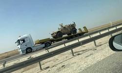 حمله به چهارمین کاروان آمریکا / «اولیاء الدم» عراق مسئولت حمله را برعهده گرفت