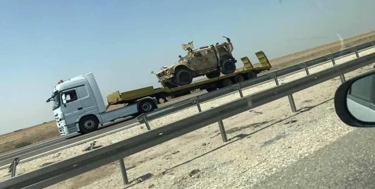 دو انفجار در مسیر کاروان ائتلاف آمریکایی در جنوب عراق