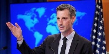 آمریکا حملات راکتی به فلسطین اشغالی را محکوم کرد