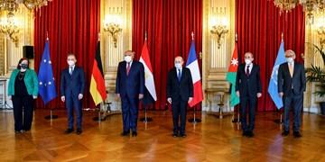 جلسه دیپلماتهای اروپایی و عربی برای احیای مذاکرات رامالله-تلآویو
