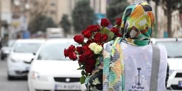 گرامیداشت مقام شهدا با اهدای گل/شهر گلباران شد