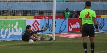 یک شانزدهم جام حذفی | پیروزی آلومینیوم مقابل هوادار در ضربات پنالتی