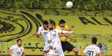 جام حذفی باشگاههای کشور|||سپاهان ۲- ۱ مس رفسنجان