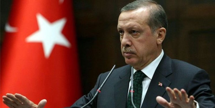 مخالفت اتحادیه اروپا و آمریکا با طرح دو دولتی اردوغان در قبرس