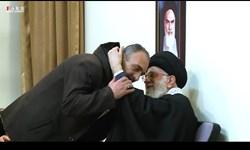 فیلم| روایتی از یک دیدار با رهبری/ سعیدزاده: آرزوی بوسیدن شانههای حضرت آقا را داشتم