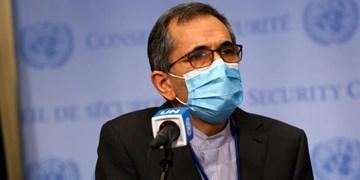 توئیت تخت روانچی درباره پرداخت حق السهم ایران به سازمان ملل