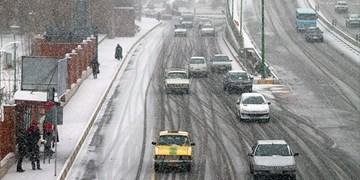 تردد در محورهای فیروزکوه به حالت عادی بازگشت