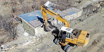 رفع تصرف ۱۰۶ مورد اراضی ملی در دماوند با تسهیلگری قوه قضائیه/ برخورد با پروندههای زمینخواری شتاب گرفته است