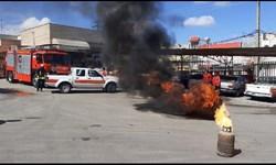 خودروهای آتشنشانی متعلق به دهه 60 است/ روزانه 3 خودروی آتش نشانی خراب است