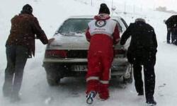 ۱۲۶ نفر در اثر برف و کولاک در خراسان رضوی حادثهدیدهاند/ مفقود شدن ۵ چوپان در روستای الهیان قوچان