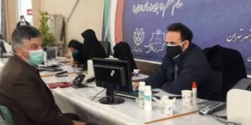 خسرو دانشجو در انتخابات شورای شهر تهران ثبت نام کرد