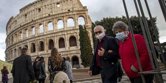 تعطیلی مدارس، رستورانها و فروشگاهها در موج چهارم کرونا در ایتالیا