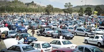 افزایش ۲۴۲ درصدی ورود خودرو به گیلان