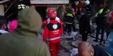 انفجار گاز در پاکدشت با ۲ فوتی و ۱۴ مصدوم