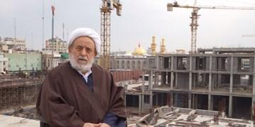 انصاریان: مشارکت در توسعه حرم امام حسین (ع) برترین عبادت است+ فیلم