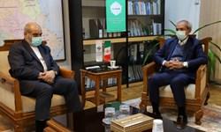 نماینده مناطق آزاد در اتاق بازرگانی ایران مستقر میشود