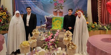 برگزاری مراسم ازدواج دانشجویی در دانشگاه جامع امام حسین(ع)