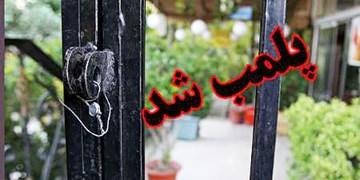 ۶ باغ ویلا در تنگستان پلمب شد