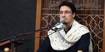تلاوت حمید شاکرنژاد در محفل قرآن مجازی قرآن کریم+فیلم