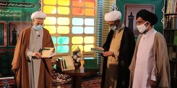 رونمایی از دو کتاب جدید موسوی مطلق/ ۷۰ تعلیقه بر آداب الصلاة علامه مجلسی