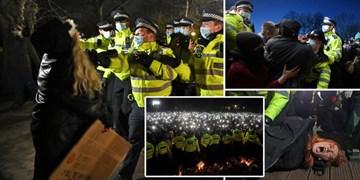 لایحه افزایش قدرت پلیس در سرکوب اعتراضات به پارلمان انگلیس ارائه شد