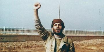 انشاءالله توی جبهه پایت قطع شود