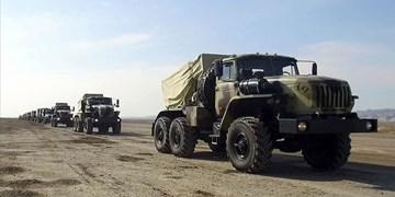 رزمایش بزرگ جمهوری آذربایجان با حضور 10 هزار پرسنل نظامی