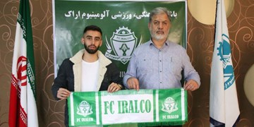 2 بازیکن جدید به تیم فوتبال آلومینیوم اراک پیوستند