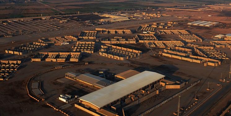 اصابت 2 راکت کاتیوشا به پایگاه هوایی بلد در شمال عراق